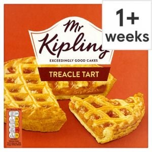 Mr Kipling Treacle Tart