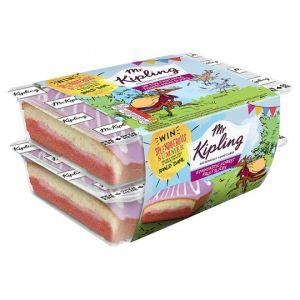 Mr Kipling Mr Fox's Fantastic Fruit Slices 6 Pack