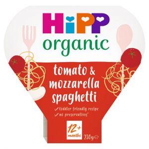 Hipp Organic 1 Year Spaghetti With Tomato & Mozzarella Sauce 230g