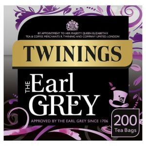 Twinings Earl Grey 160 Tea Bags