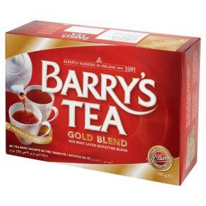 Barry's Tea Gold Blend 80 Tea Bags 250g