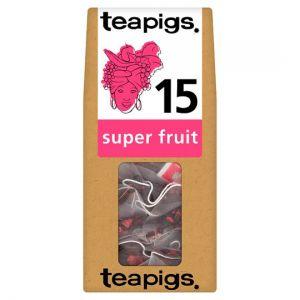 Teapigs Super Fruit 15 Tea Bags 37.5g