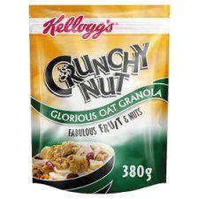 Kellogg's Crunchy Nut Fruit & Nut Oat Granola 380g