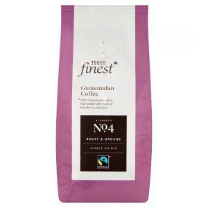 Tesco Finest Fairtrade Guatemala Ground Coffee 227g
