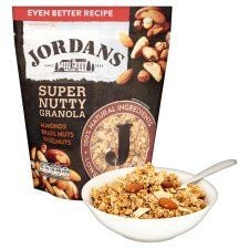 Jordans Super Nutty Granola 550g