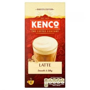 Kenco Caffe Latte 8 Sachets 158g
