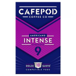 Cafepod Dolce Gusto Intense 10 Pack 70g