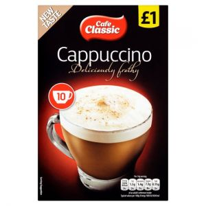 Cafe Classic Cappuccino 125g