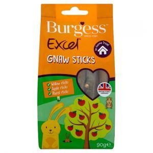 Burgess Excel Gnaw Sticks 90g