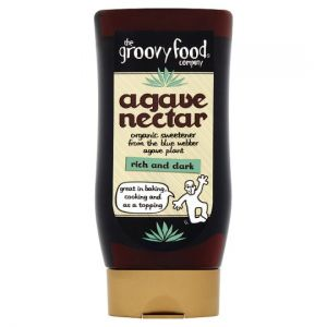 The Groovy Food Co. Agave Nector Rich and Dark 250ml