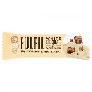 Fulfil White Chocolate Cookie Dough 55g