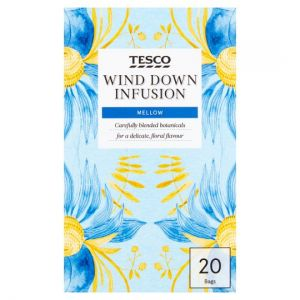 Tesco Wind Down Infusion 20 Teabags 30g
