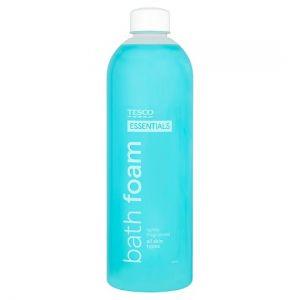 Tesco Essentials Bath Foam 750ml