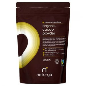 Naturya Organic Cacao Powder Fair Trade 250g
