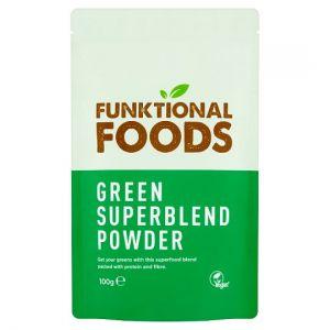 Funktional Foods Green Superblend Powder 100g