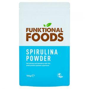 Funktional Foods Spirulina Powder 100g