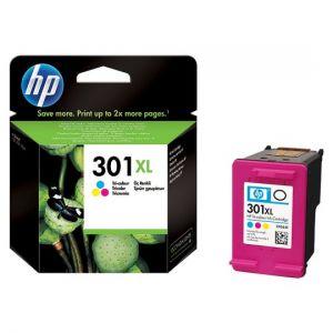 Hp 301 Xl Tri Color Printer Ink Cartridge