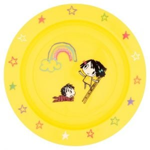 Fred & Flo Easy Scoop Plate