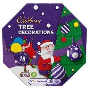 Cadbury Milk Chocolate Tree Decoration 108g