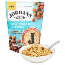 Jordans Low Sugar Granola Nut 500g