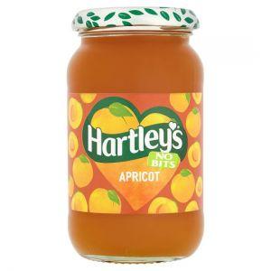 Hartleys Family Apricot Jam 454g