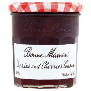 Bonne Maman Berries/Cherries Conserve 370g