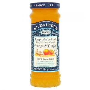 St Dalfour Orange and Ginger Spread 284g