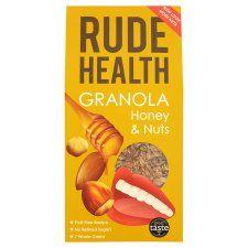 Rude Health Honey and Nuts Granola 500g