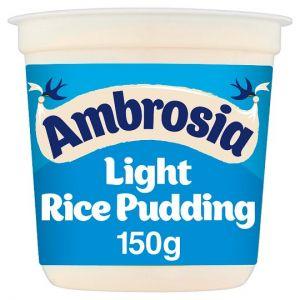 Ambrosia Light Rice Pudding 150g