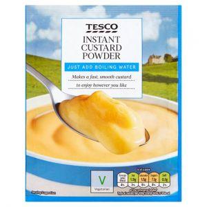 Tesco Instant Custard Mix 76g