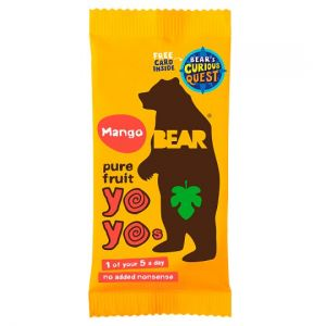 Bear Pure Fruit Yoyos Mango 20g