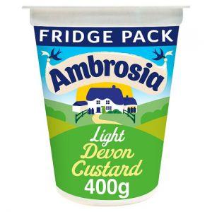 Ambrosia Light Devon Custard Pot 400g