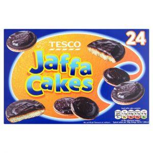 Tesco Jaffa Cake 24 Pack 270g