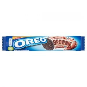 Oreo Choco Brownie Flavour Cookies 154g