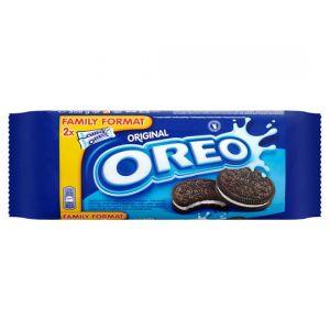 Oreo Vanilla Original Sandwich Biscuits 2 X154g