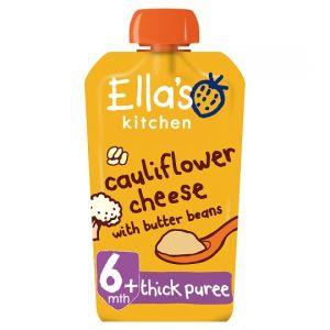 Ella's Kitchen Stage 1.5 Cauliflower Cheese 120g