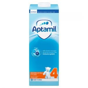 Aptamil 4growing Up Milk 2+ Years 1 Litre Ready To Feed