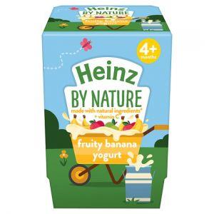 Heinz Banana Yogurt 2X100g