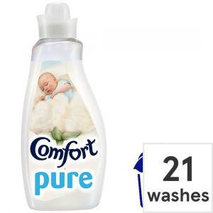 Comfort Pure Fabric Conditioner 21 Wash 750ml