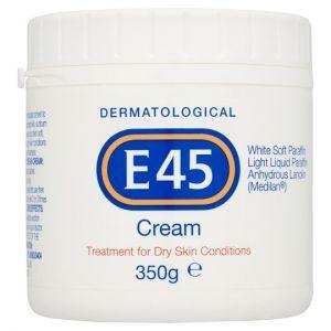 Dermatological E45 Cream 350g