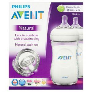 Avent Natural Bottle 260ml 2S