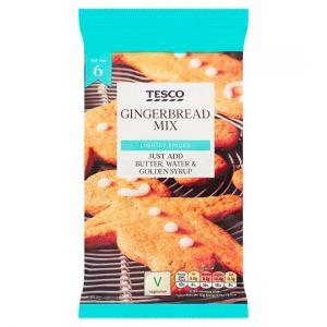 Tesco Gingerbread Mix 225g