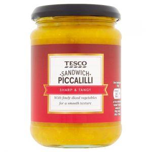 Tesco Sandwich Piccalilli 330g