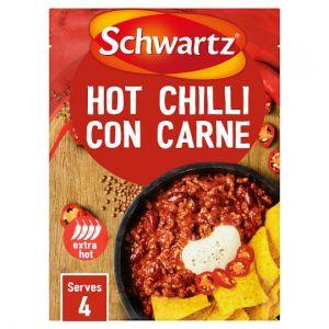 Schwartz Hot Chilli Con Carne Casserole Mix41g