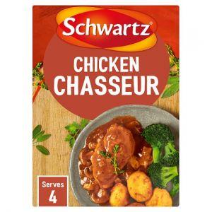 Schwartz Chicken Chasseur Casserole Mix40g