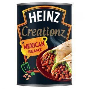 Heinz Creationz Mexican Beans 390g