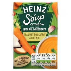 Heinz Soup of The Day Thai Carrot 400g