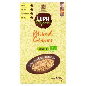 Lupa Organic Precooked Mixed Grains 250g