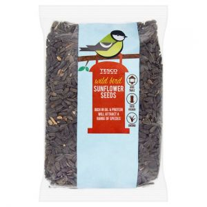 Tesco Bird Food Sunflower Seeds 600g