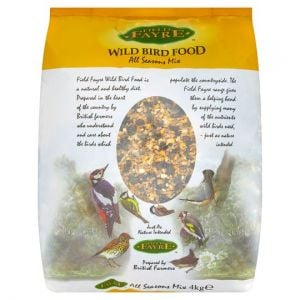 Field Fayre All Seasons Wild Bird Food 4kg